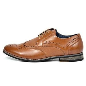 Bruno MARC FLORENCE Mens Oxford Shoes